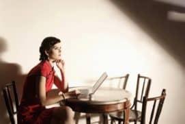 contemplative online student