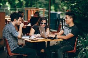 adolescent adult blur online students
