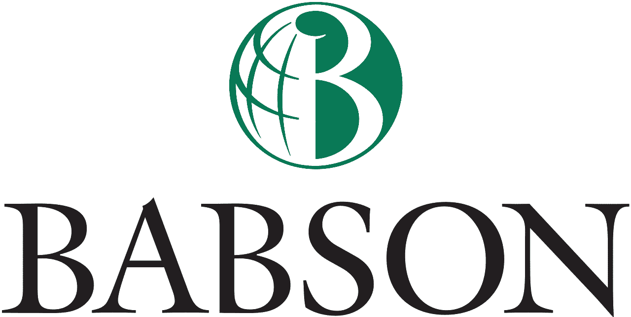 Babson College logo from website