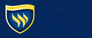 Texas Wesleyan University logo from website