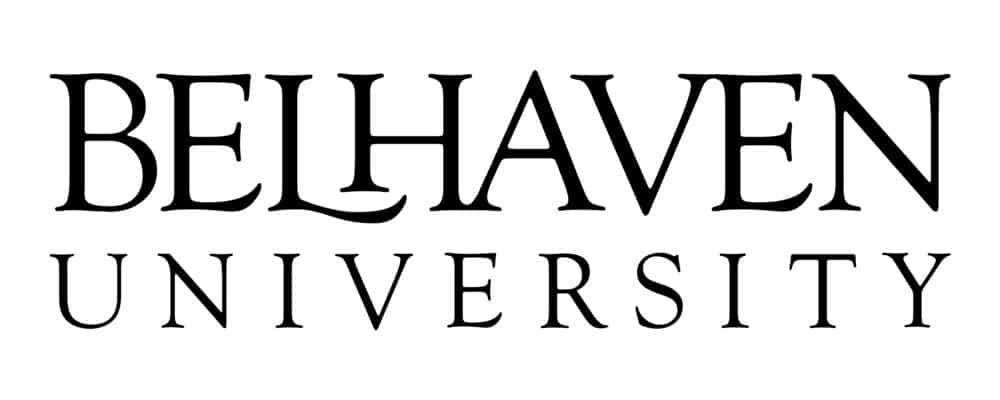 Belhaven University logo e1569938112497
