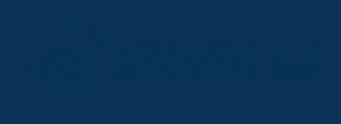 California State University Monterey Bay logo