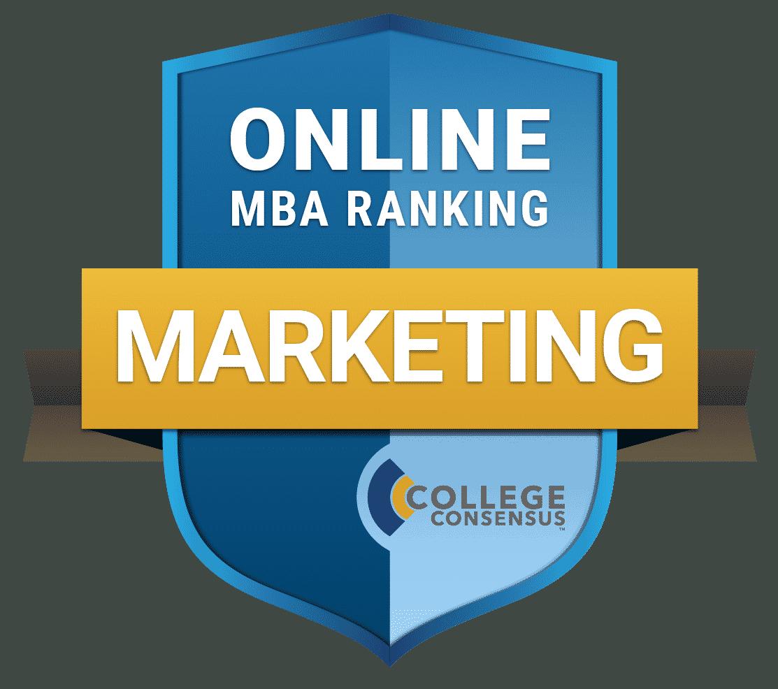 College Consensus Best Online Marketing MBA