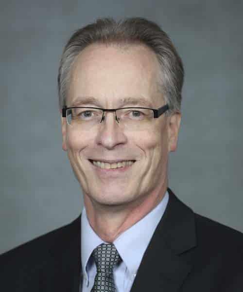 Dr David Meinert MSU COB Dean