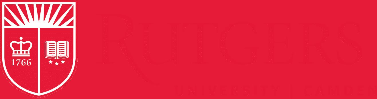 Rutgers University Camden logo