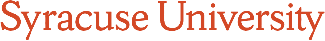 Syracuse University logo from website