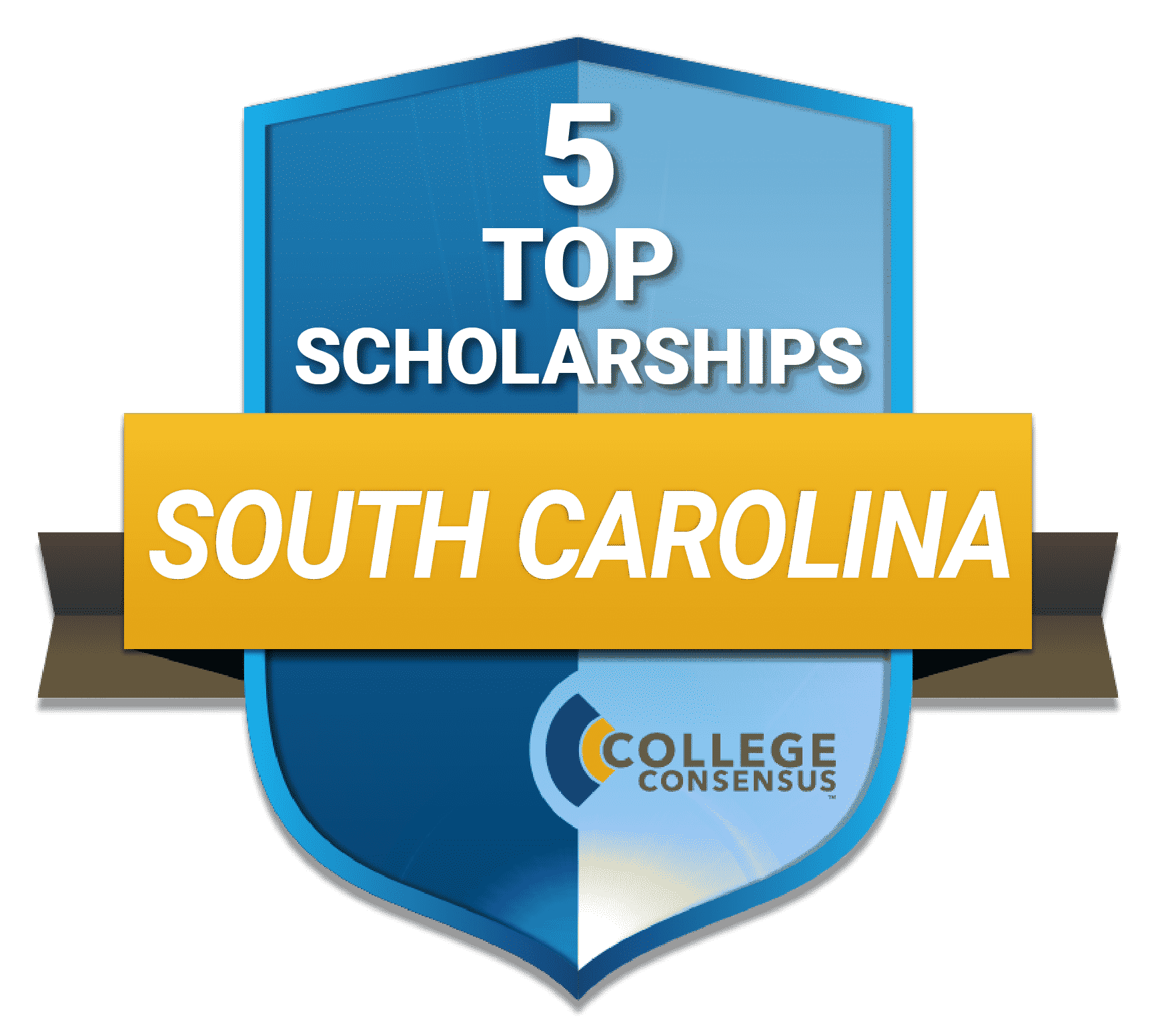 Consensus Ranked top 5 scholarshps STATES 39