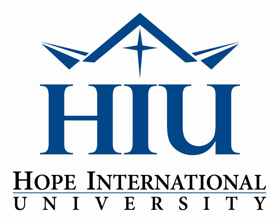 Hope International University Logo