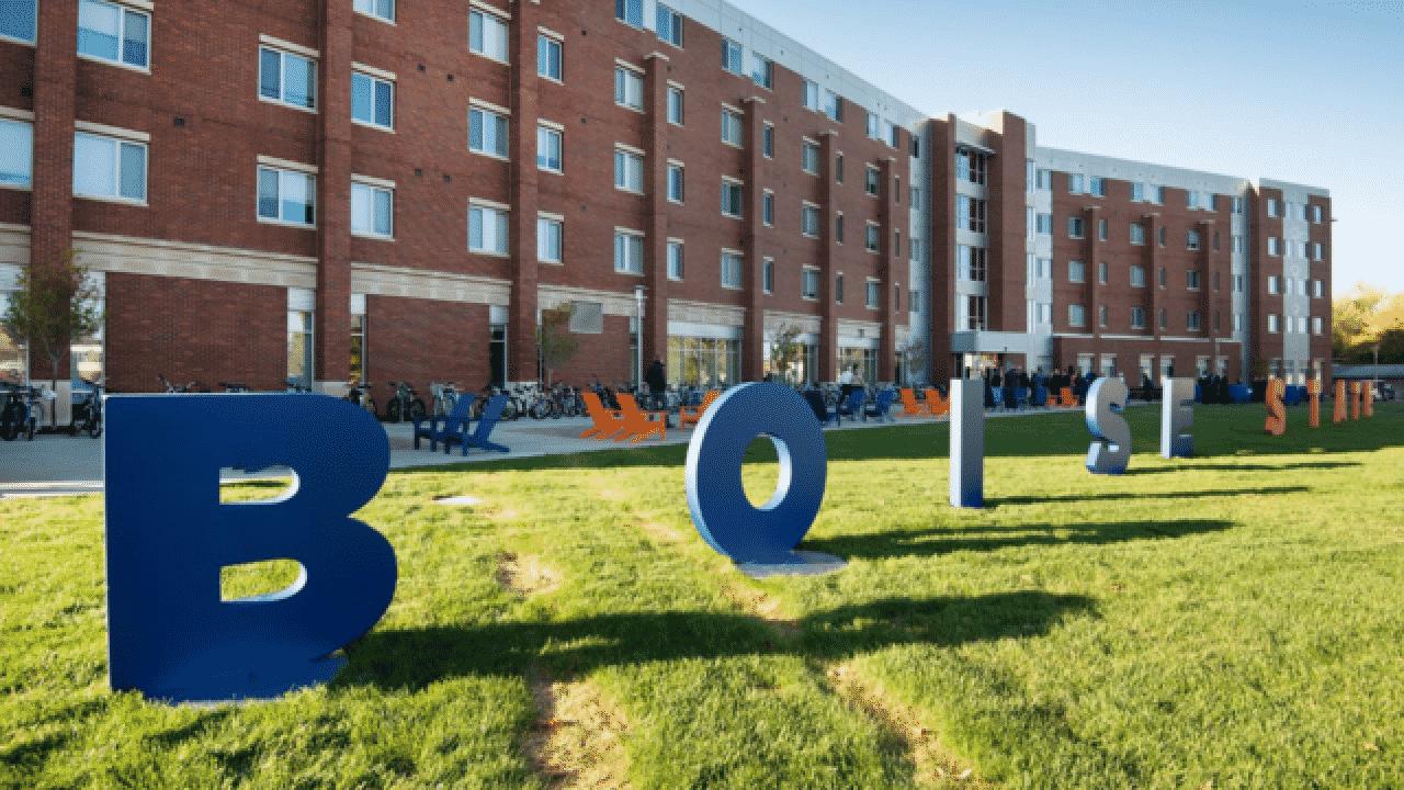 Presidential Scholarship Boise State University