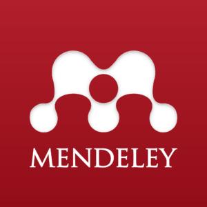 Mendeley Logo Vertical