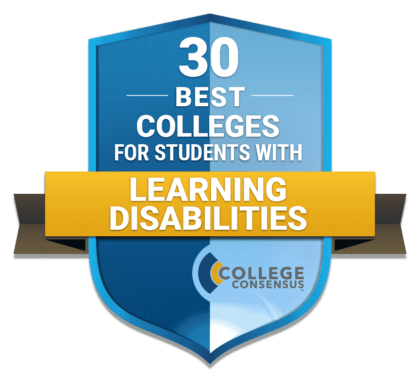 30 Best Colleges for Students with Learning Disabilities