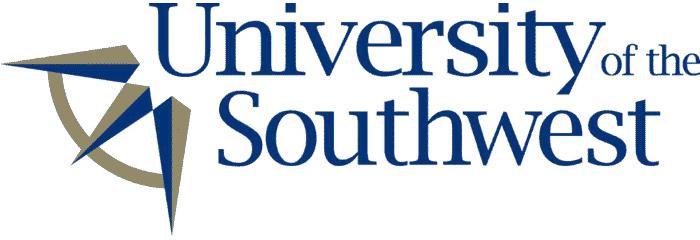 University of the Southwest logo from website