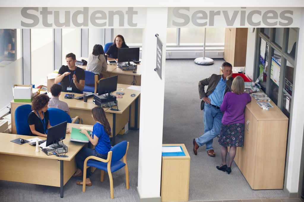 student service offices