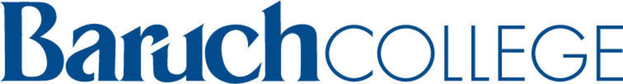 Baruch College logo scaled