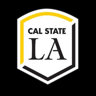 California State University Los Angeles logo