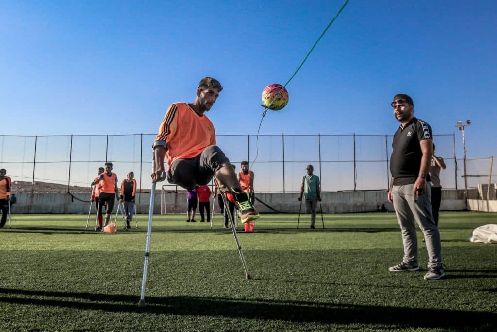 adaptive sports