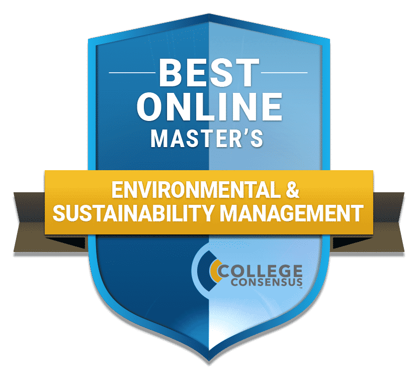 Online Masters in Environmental Sustainability Management