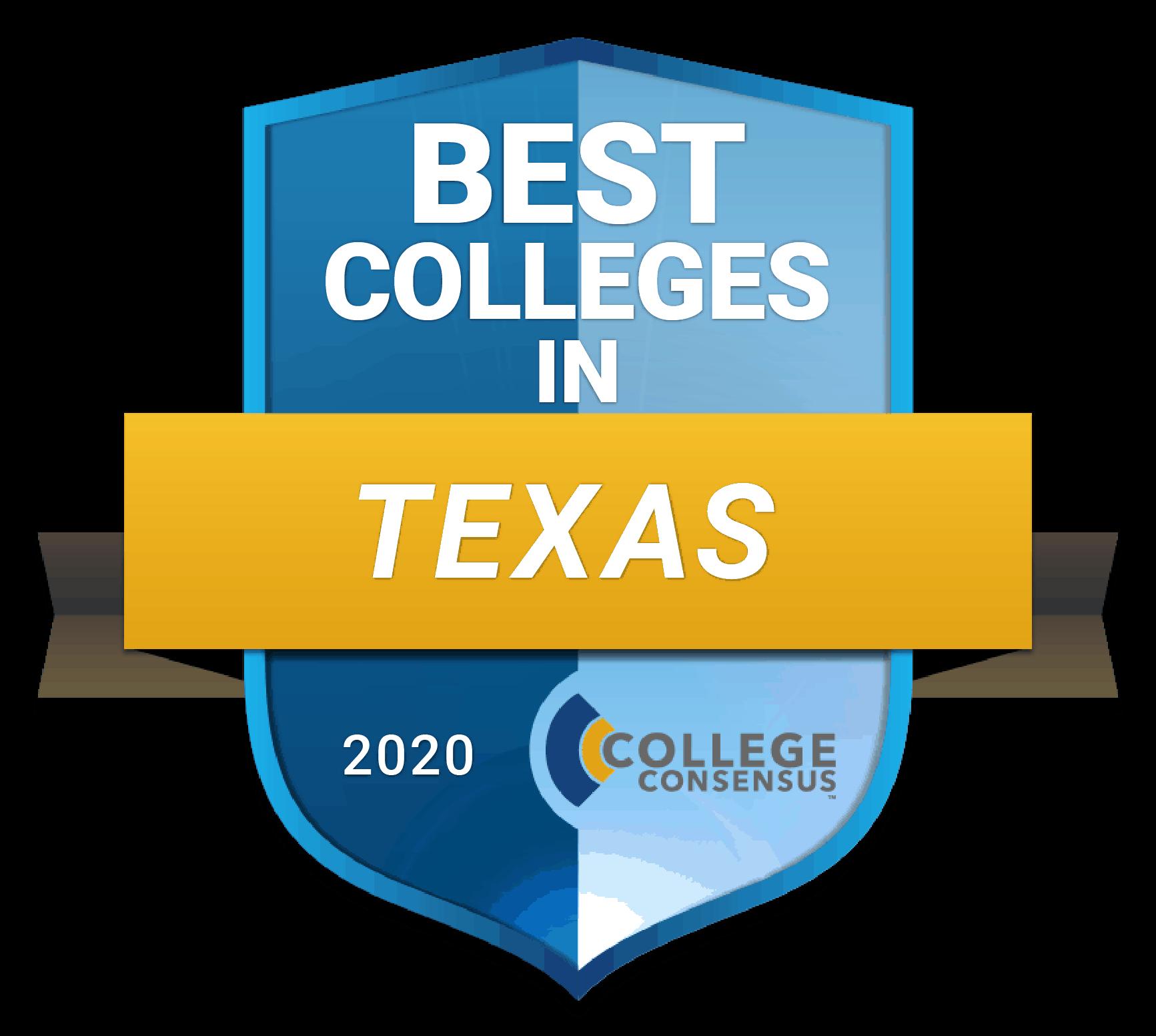 Best Colleges Universities In Texas Top Consensus Ranked Schools In Texas 2020