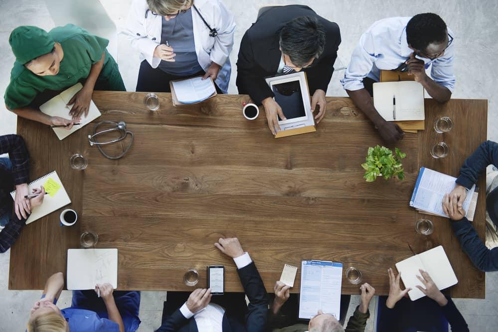 org meeting