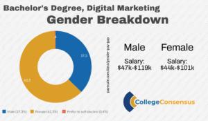 consensus gender digital marketing
