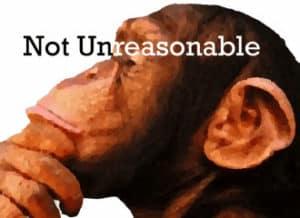 The Not Unreasonable Blog