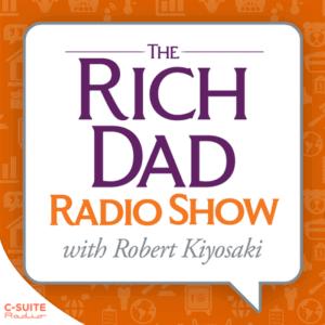 The Rich Dad Radio Show logo