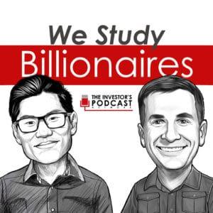 We Study Billionaires logo