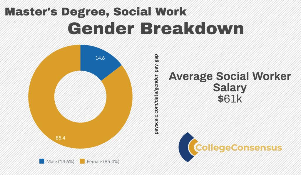consensus social work gender
