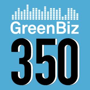 GreenBiz 350 podcast logo