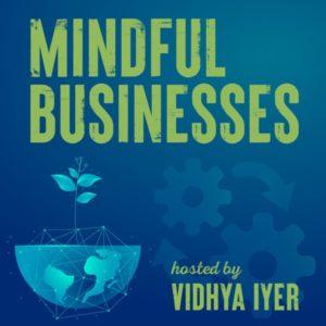 Mindful Businesses podcast logo