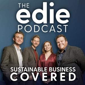 Sustainable Business Covered The edie podcast logo
