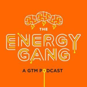 The Energy Gang podcast logo