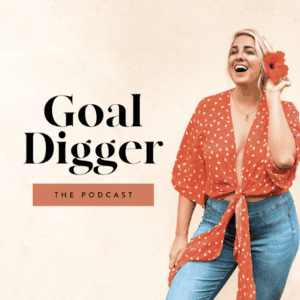 The Goal Digger Podcast logo