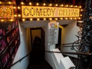 The Comedy Cellar 48072765427