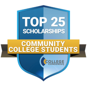 CC top 25 scholarship comm college students 08